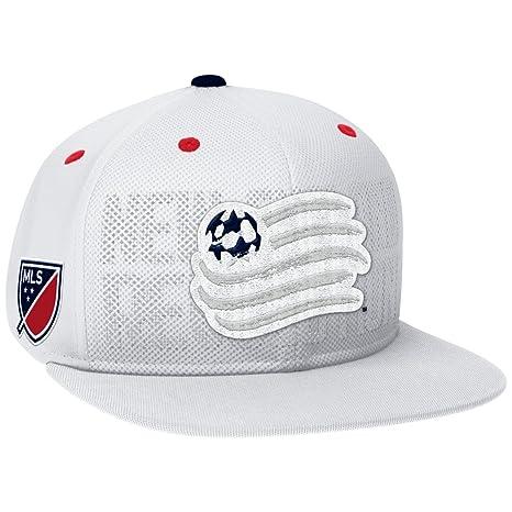 f6f36d8520876 Amazon.com : adidas New England Revolution MLS Authentic Team ...