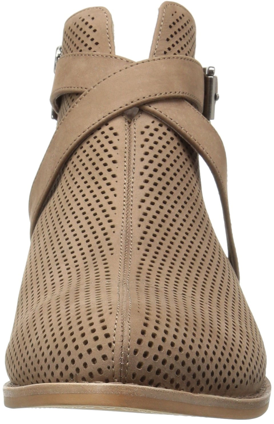 Vince Camuto Women's Casha Ankle Bootie B01G8H0SBY 6.5 B(M) US|Smoke Taupe