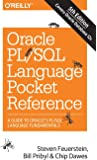 Oracle PL/SQL Language Pocket Reference: A Guide to Oracle's PL/SQL Language Fundamentals