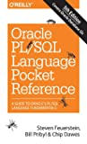 Oracle PL/SQL Language Pocket Reference: A Guide to