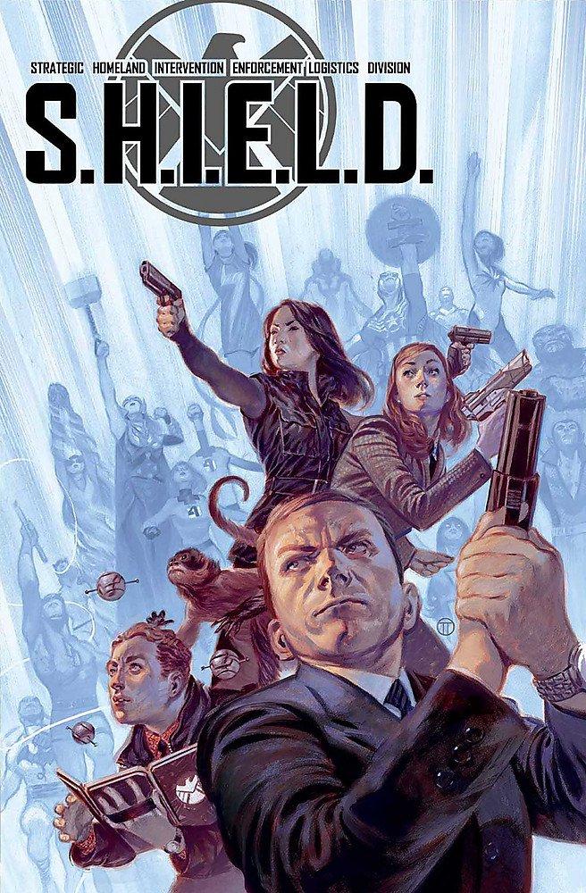 1 /& 2 Marvel Now Graphic Novel Comic Book Vol S.H.I.E.L.D