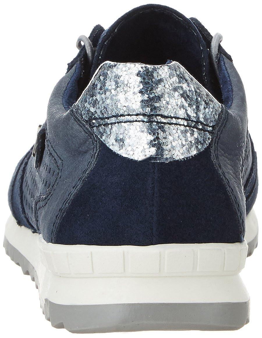 Tamaris Damen 23631 890) Sneakers Blau (Navy Comb 890) 23631 832b35