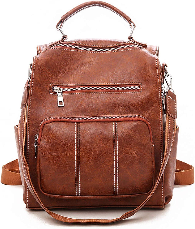 Backpack Purse PU Leather...