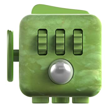 T Tek Product Fidget Cube Relieves Stress And Anxiety For Children Adults Attention