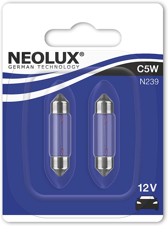 Neolux N239 Seitenleuchten Anzahl 2