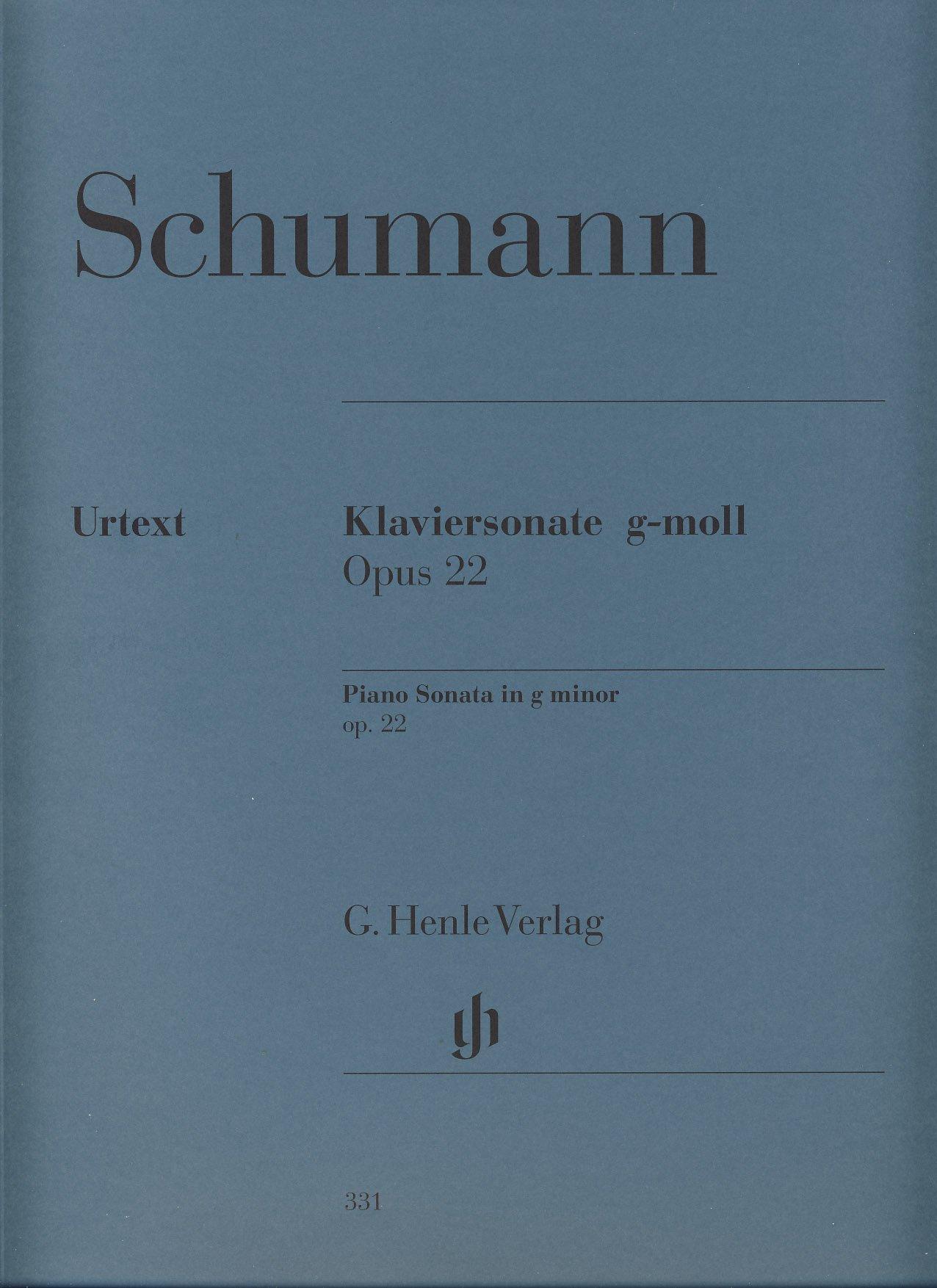 Download Schumann: Piano Sonata in G Minor, Op. 22 pdf epub