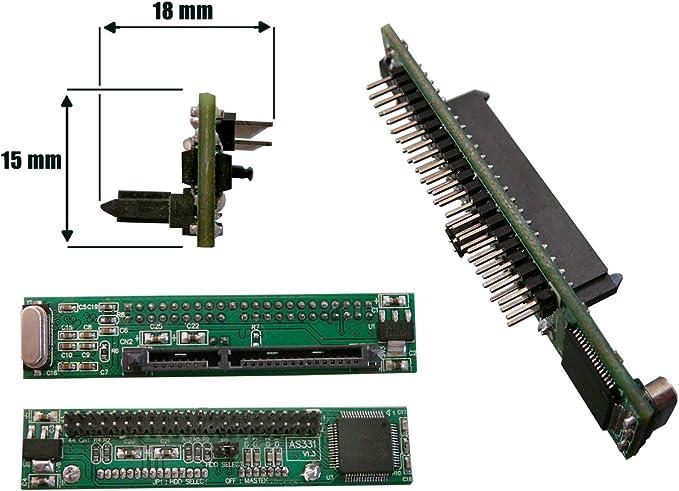 Kalea Informatique - Convertidor adaptador para cambio de disco ...