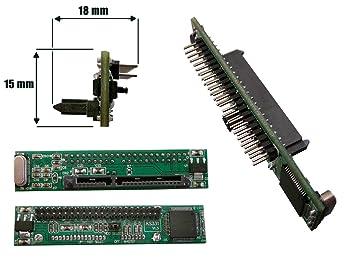 Kalea Informatique - Convertidor adaptador para cambio de disco duro interno (ultrafino, SATA 2