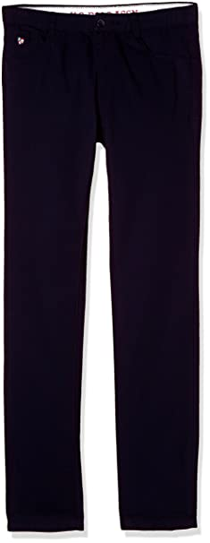 US Polo Association Boys' Trousers Boys' Pants at amazon