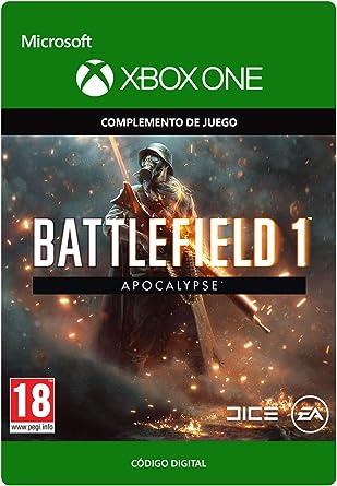 Battlefield 1 Apocalypse | Xbox One - Código de descarga: Amazon.es: Videojuegos