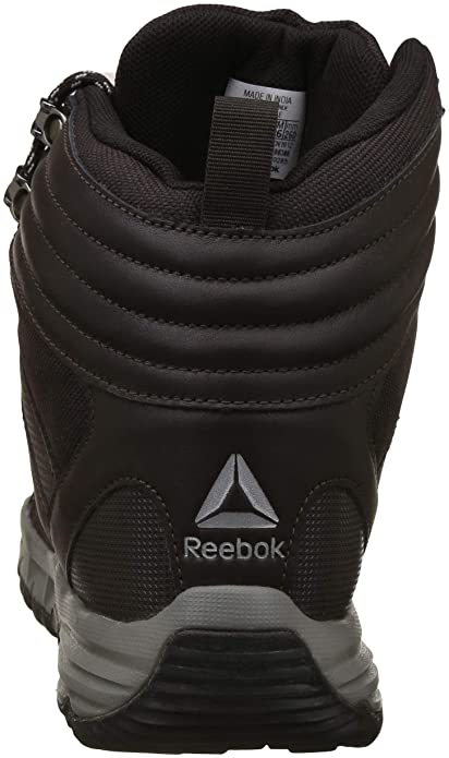 e7148d4e49f Reebok Men s Root Metsil Gun Mtl Blk Running Shoes-8 UK Indian (42 EU)(9  US) (CN1912)  Buy Online at Low Prices in India - Amazon.in