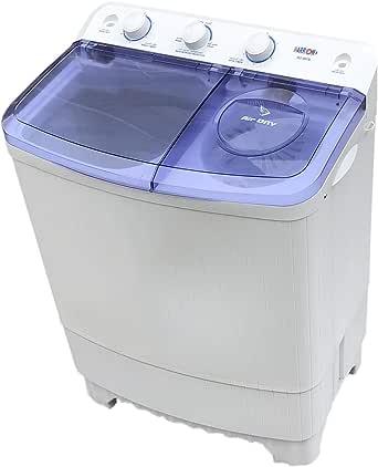 Arrow Top Loading Semi Automatic Washing Machine 4.5 Kg, White, RO-06TB