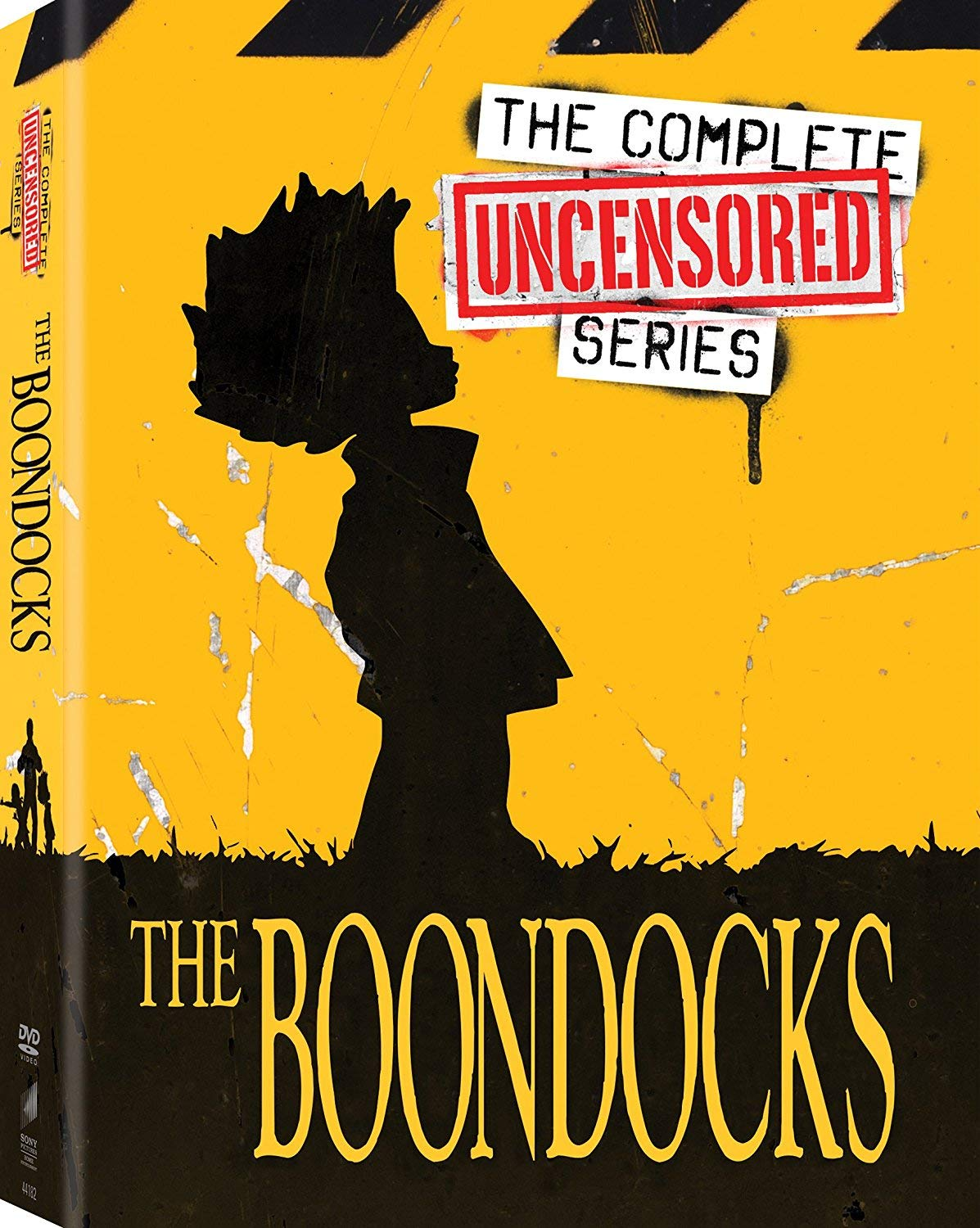 The Boondocks: The Complete Series by Sony