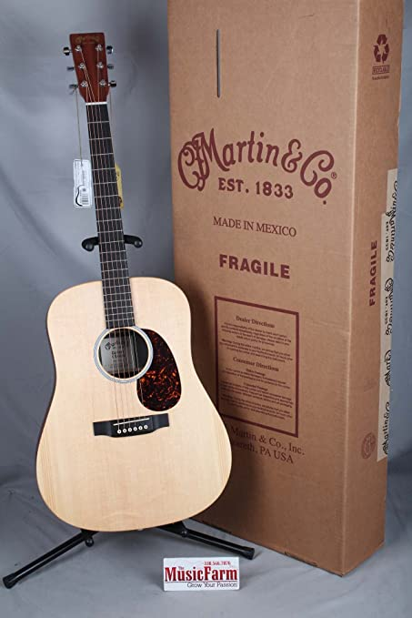 Martin Custom DX1 Dreadnought incrustados roseta guitarra acústica ...