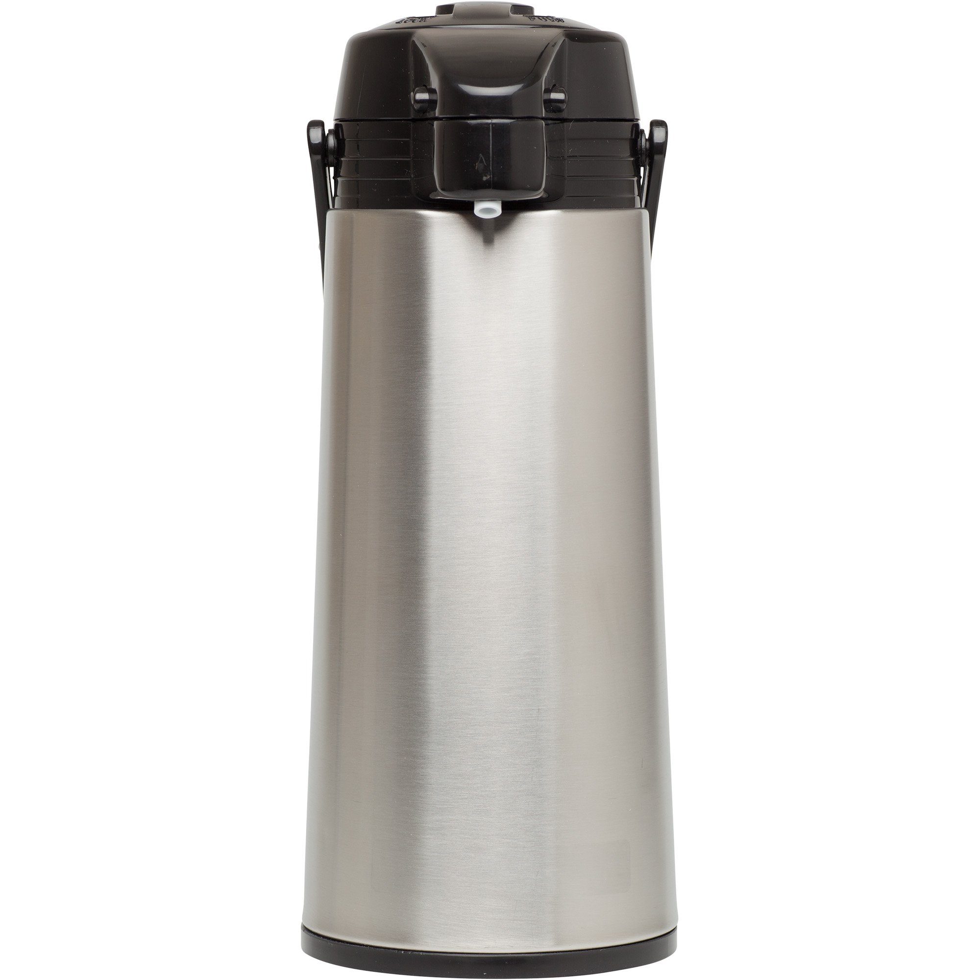 Aladdin 10-01424-004 64oz Glass-Lined 64 oz Stainless Steel Vacuum Insulated Air Pot, by Aladdin