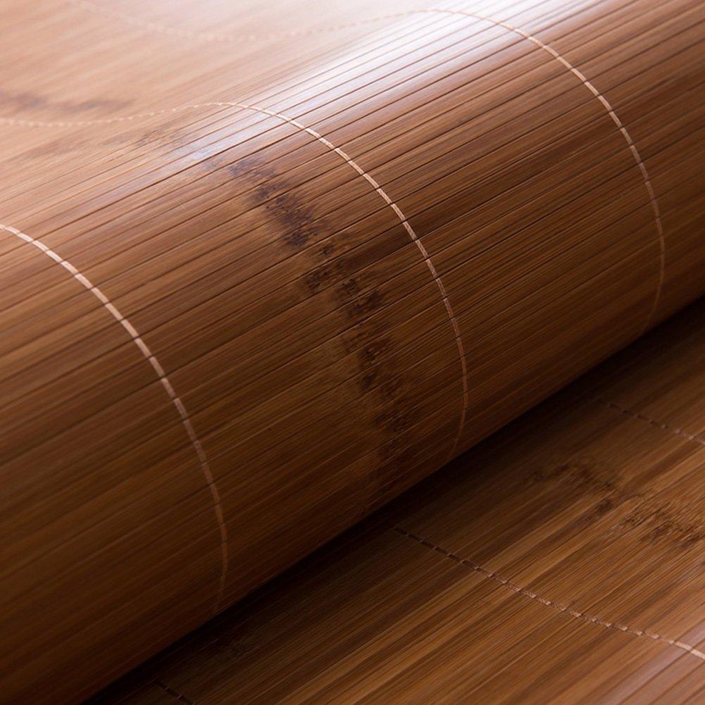 WENZHE WENZHE WENZHE Bambus Matratzen Sommer-Schlafmatten Strohmatte Teppiche Falten Doppelseitige Verwendung Zuhause Schlafzimmer, 6 Größen (größe   1.8×2.2m) B07CQZJS6C Luftmatratzen Neueste Technologie 7f74b1