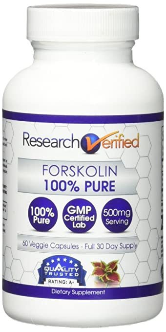 Amazon research verified forskolin 60 capsules one month research verified forskolin 60 capsules one month supply 20 standardized forskolin publicscrutiny Image collections