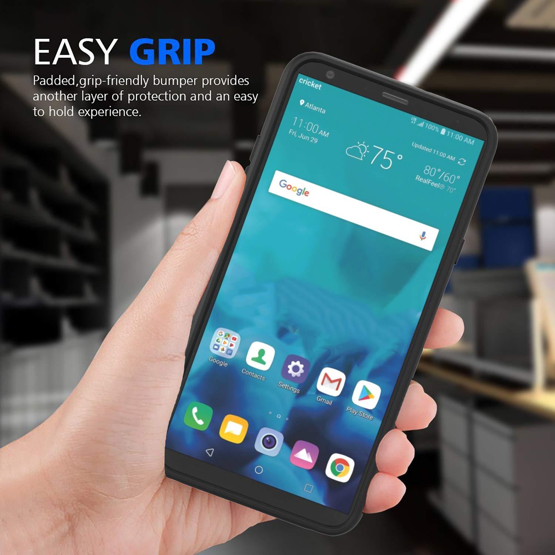 Amazon.com: Funda para LG Stylo 4, LG Q Stylus Case, Senon ...