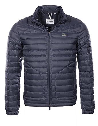 d133b1b38d Lacoste Homme - Doudoune Bleu Marine BH9642 - Taille vêtements - XS:  Amazon.fr: Vêtements et accessoires