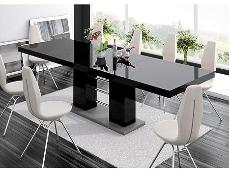 Tavoli Da Pranzo Design : H meuble tavolo da pranzo design estensibile ÷ cm p