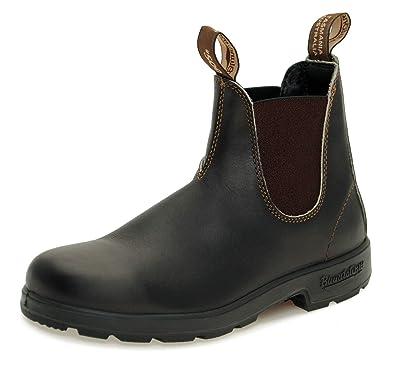 3944618dcbd Blundstone Original Stout Brown Premium Leather Boots 500 Series