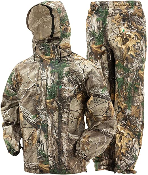 Frogg Toggs All Sport Suit Mossy Oak Country I AS1310-62 CHOOSE YOUR SIZE!!!