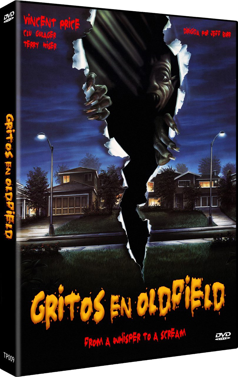 Gritos En Olfied (From A whisper To Scream) [DVD]