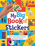 My Big Book Of Stickers: ABC