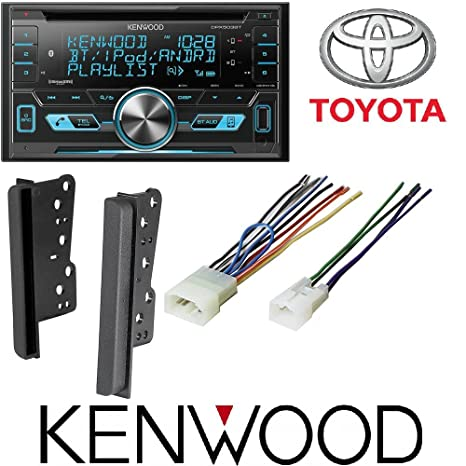 Amazon com: Kenwood DPX503BT Double DIN CD Bluetooth