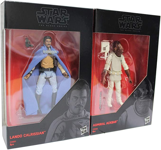 Star Wars - The Black Series 2-Pack de Figuras de acción de 9.5 cm ...