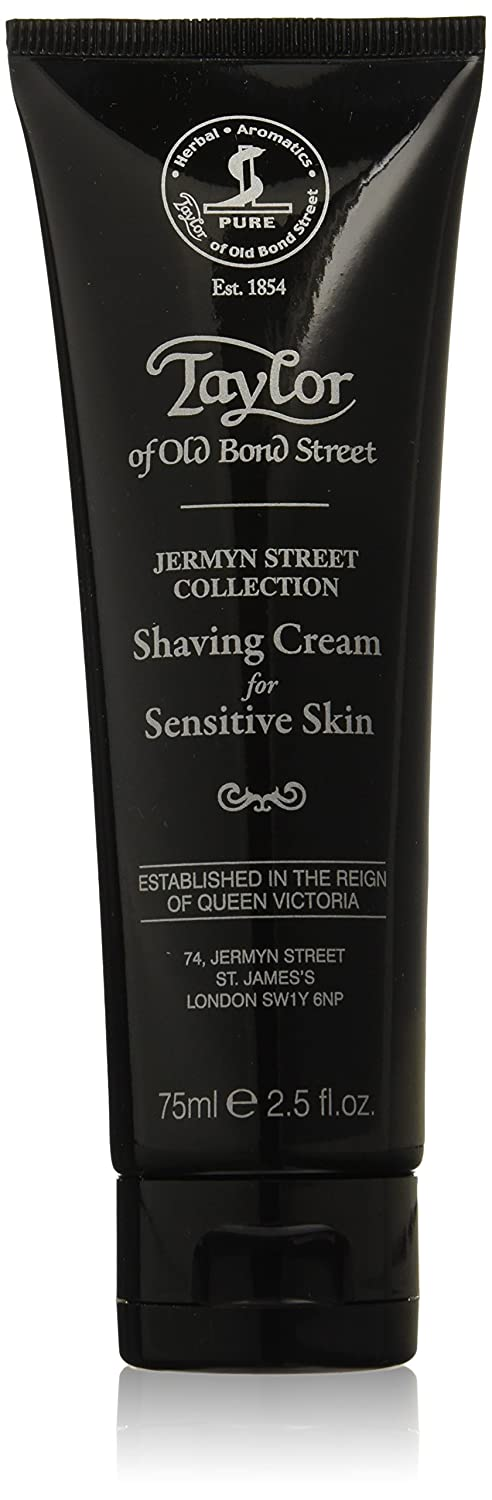 Taylor of Old Bond Street 75ml Jermyn Street Shaving Cream Tube 01047