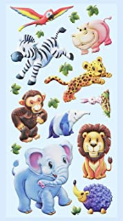 Sticker *Tierkinder* 3451125 NEU Softy