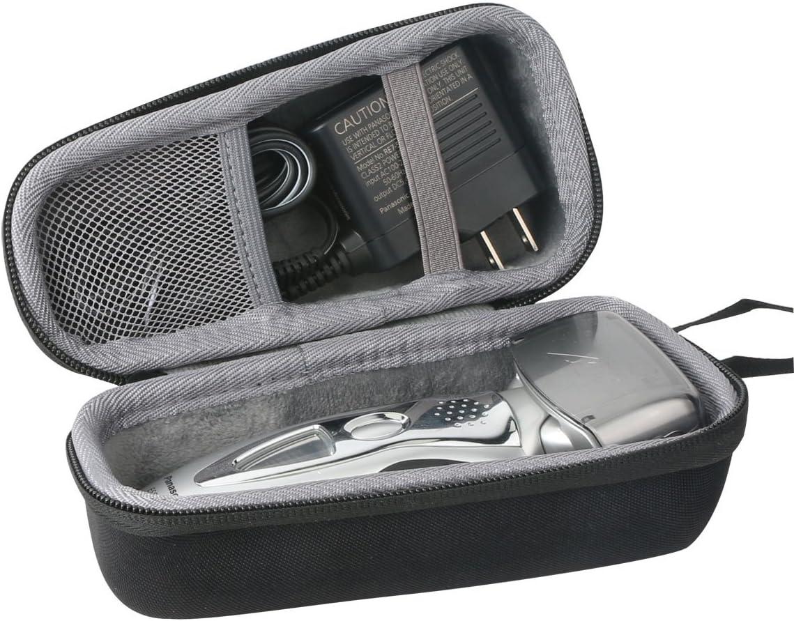 Duro Viajar Caso Cubrir para Panasonic ES-RF31/ES-RF41 Afeitadora ...