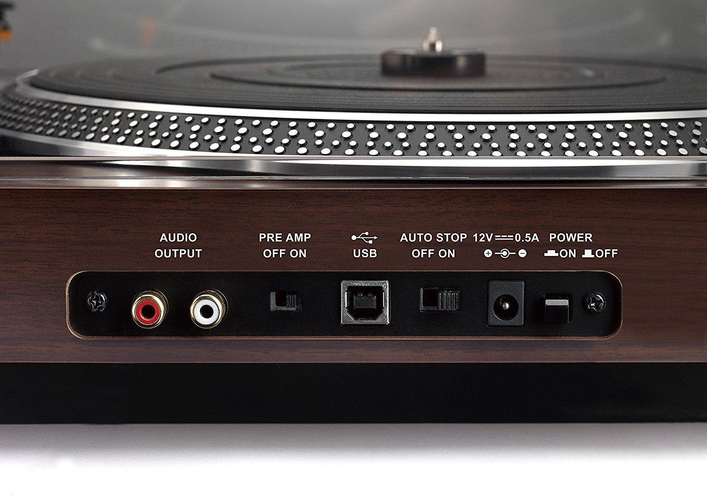 Lenco L-90X tocadisco - Tocadiscos (Tocadiscos de tracción por ...