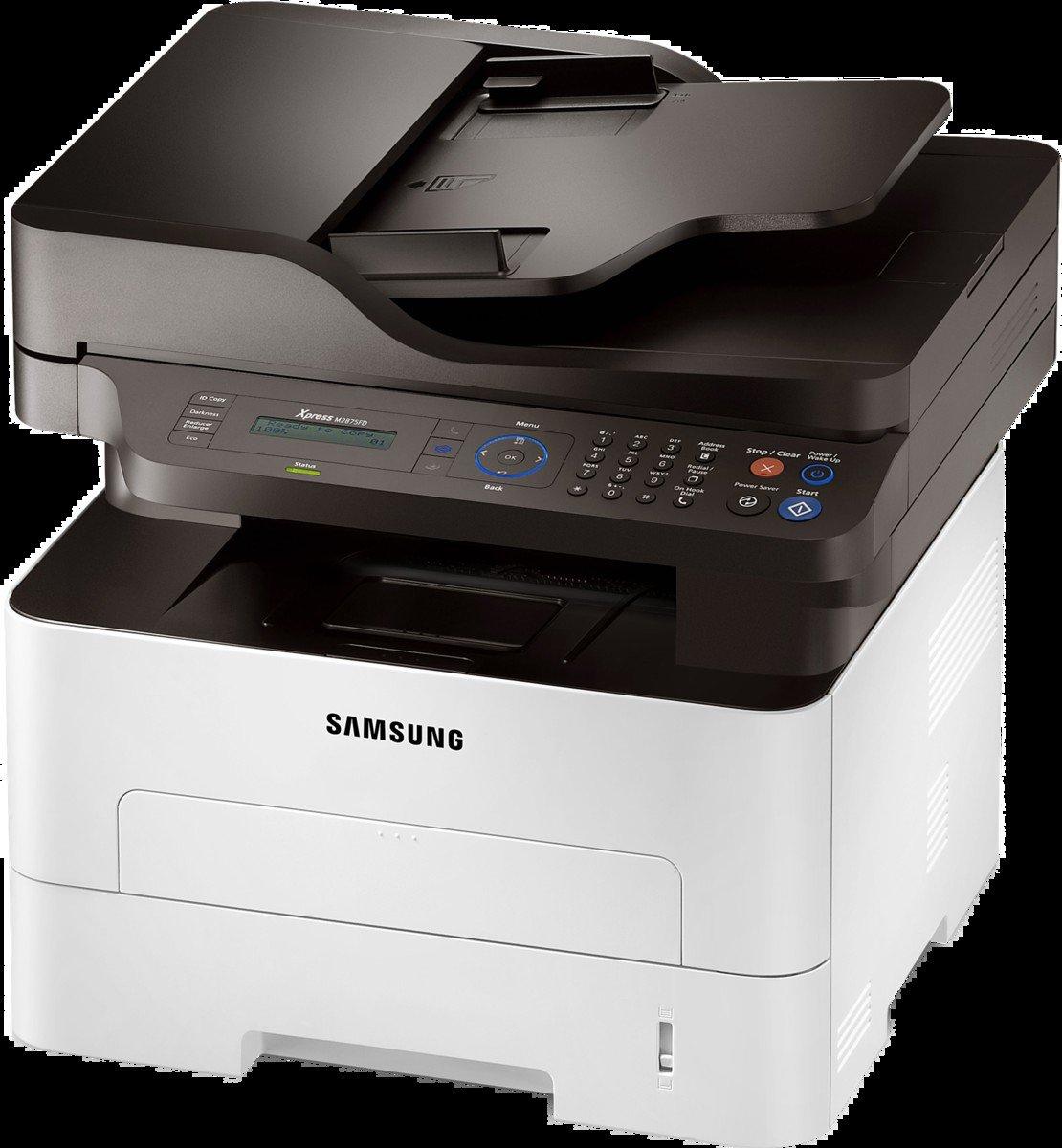 HP Samsung Xpress M2875FD 4in1 impresora láser multifunción ...