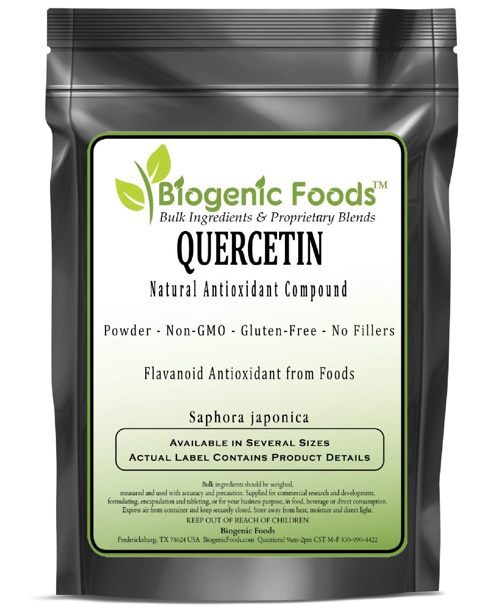 Quercetin - Natural Antioxidant Compound Powder (Saphora Japonica), 1 kg