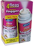 Johnson's 4Fleas - Pulverizador antipulgas e insectos (100 ml, 2 unidades)