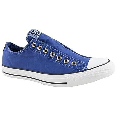 c3c3eea5757bc5 Mens Converse Chuck Taylor All Star Well Worn Slip Blue Size 12 ...
