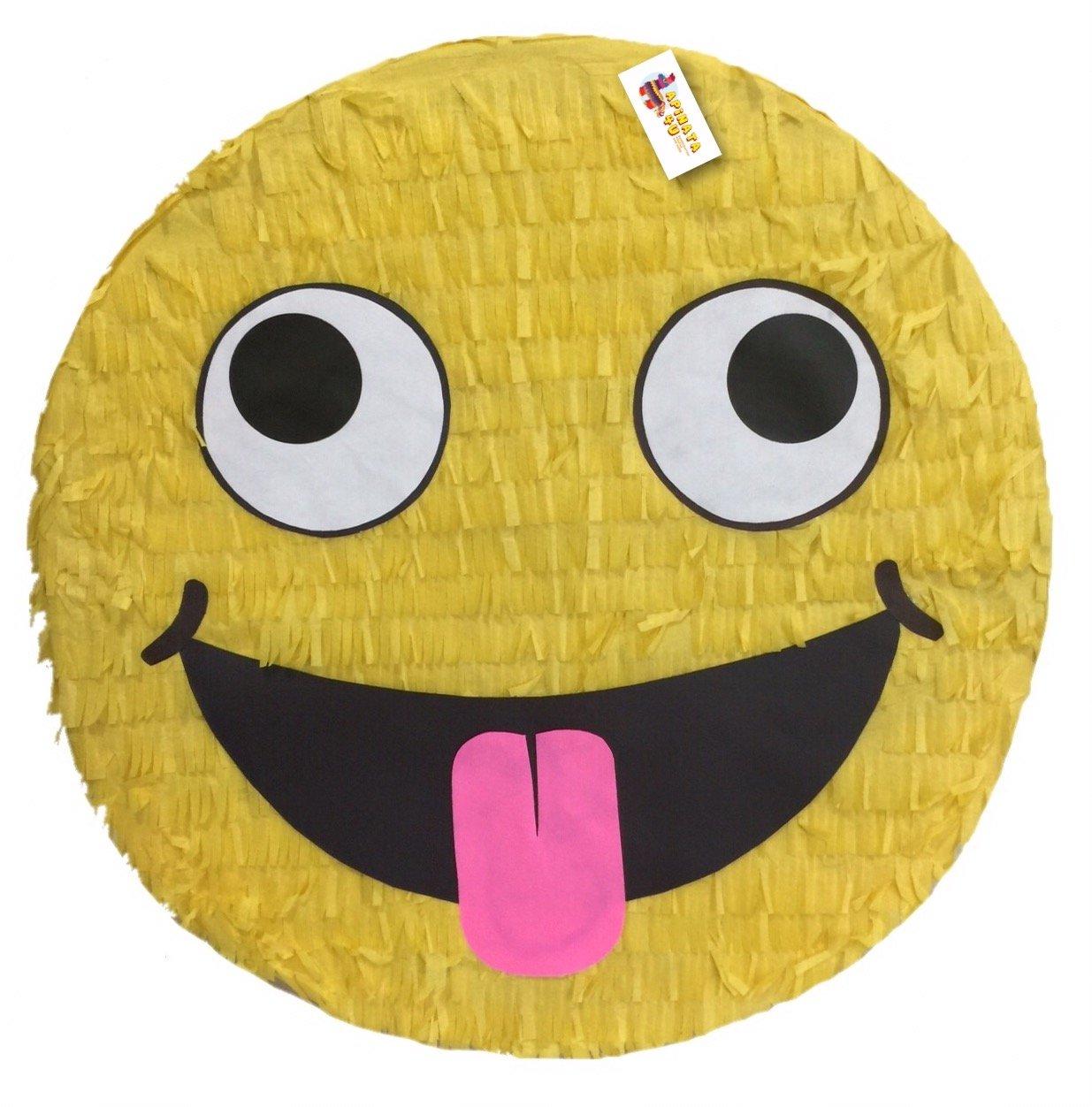 Silly Eyeballs Emoji Pinata