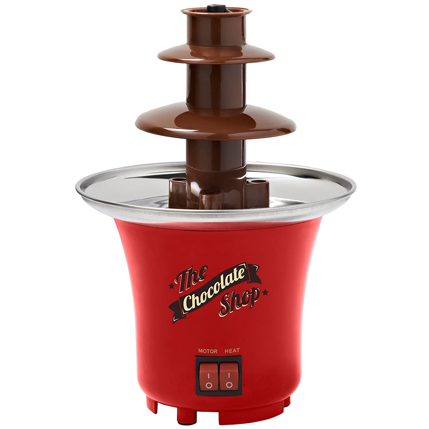 Christmas Shop Chocolate Fountain (One size) (Standard) UTRW5926_1