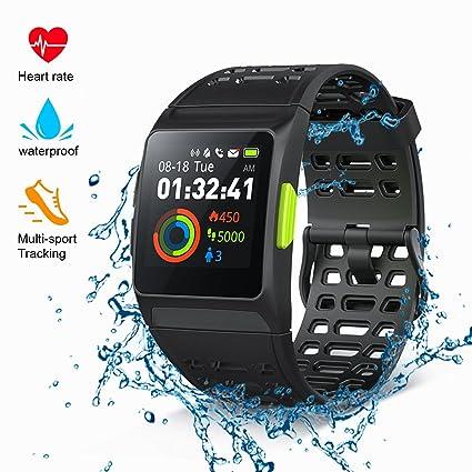 GPS reloj inteligente reloj de running, P1 HRV análisis corazón tasa de/Monitor de