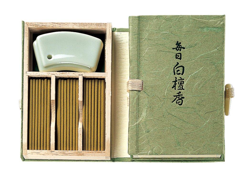 Nippon Kodo – Mainichi Byakudan (サンダルウッド) 60 Sticks B0015DGKQO