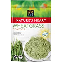 Nature's Heart Superfood Germinado de Trigo en Polvo, 100 g