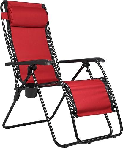 PORTAL Zero Gravity Recliner Lounge Chair