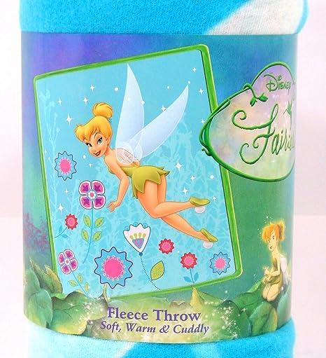 Amazon Tinkerbell Fleece Blanket Throw Home Kitchen Stunning Tinkerbell Fleece Throw Blanket