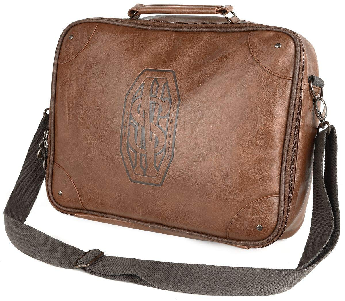 Fantastic Beasts Newt Scamander's Suitcase Shoulder Bag Brown