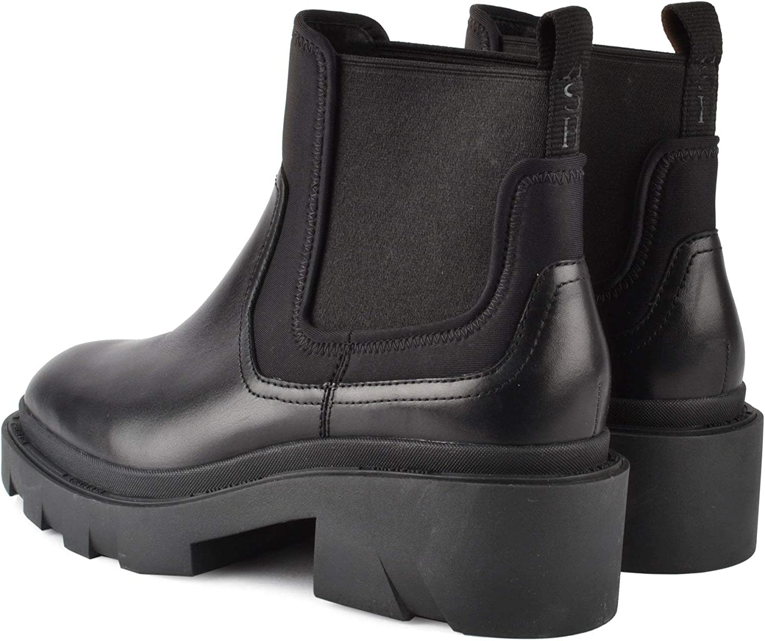 ash boots chunky chelsea boots review