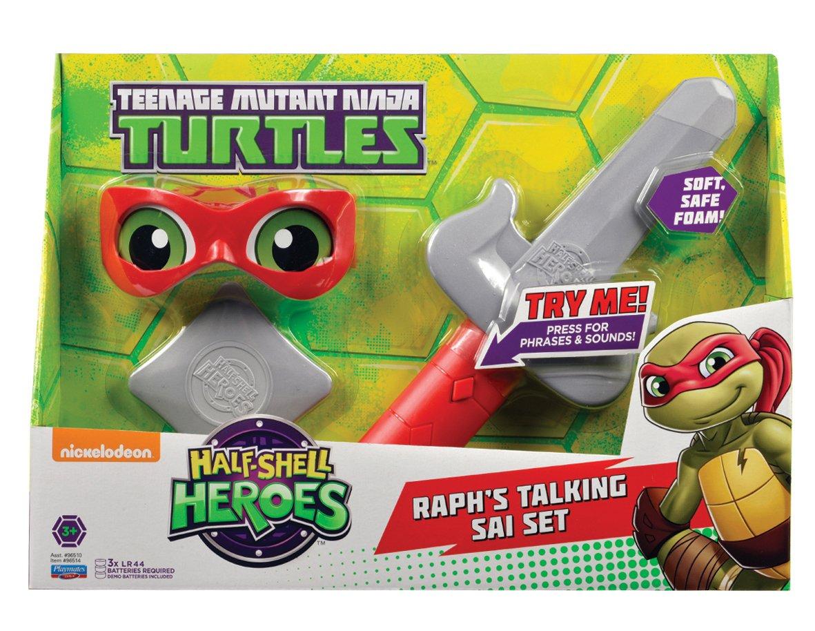 Teenage Mutant Ninja Turtles Media Concha Heroes Raphael ...