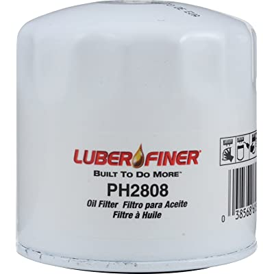 Luber-finer PH2808 Oil Filter: Automotive
