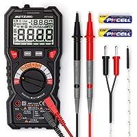 Multímetro Digital Profesional, Meterk Amperímetro , Tester Digital